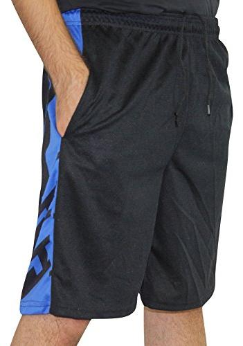 American Mens Athletic Shorts -