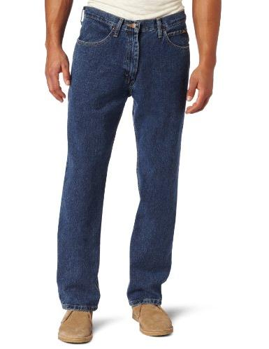 LEE Mens Relaxed Fit Straight Leg Jean