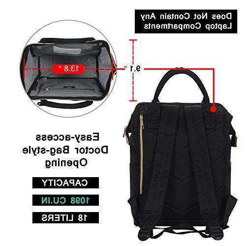 Veegul School Bag Black