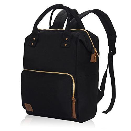 Veegul Wide Open Multipurpose School Backpack Lightweight Tr