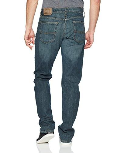 Signature by & Gold Label Men's Athletic Jeans,