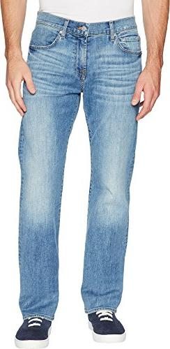 7 For All Mankind Men's Austyn Relaxed Straight Leg Luxe Per