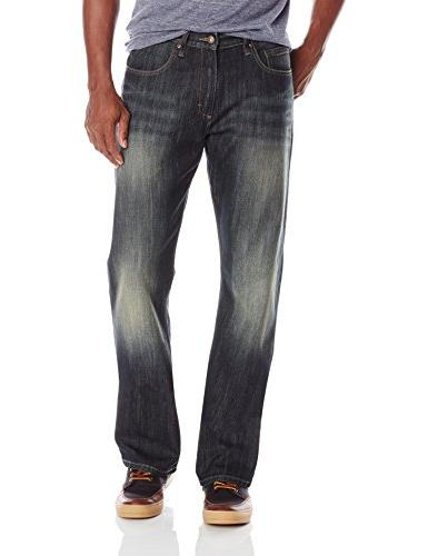 authentic relaxed boot cut jean