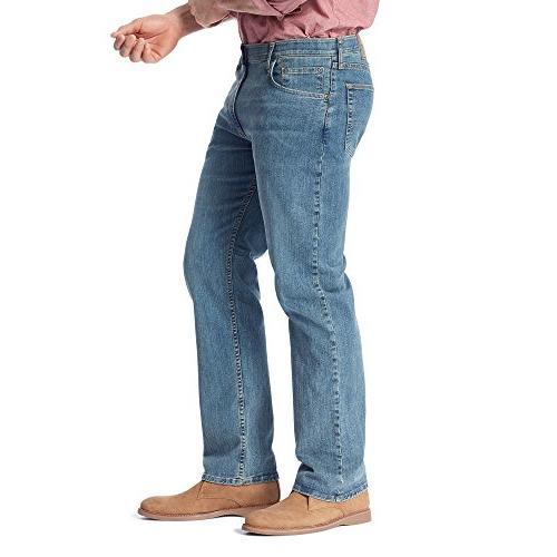 Wrangler Fit Comfort Jean, Ocean, 38x29
