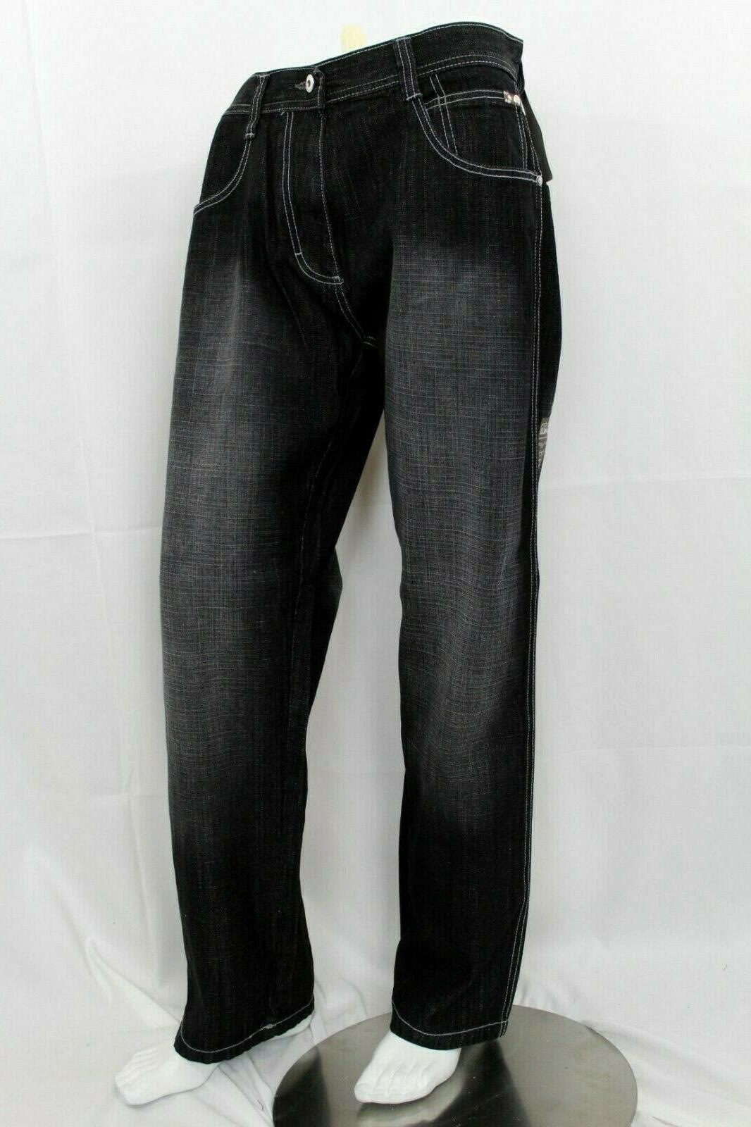 Men Pants 9007-4180 Relaxed Big &Tall