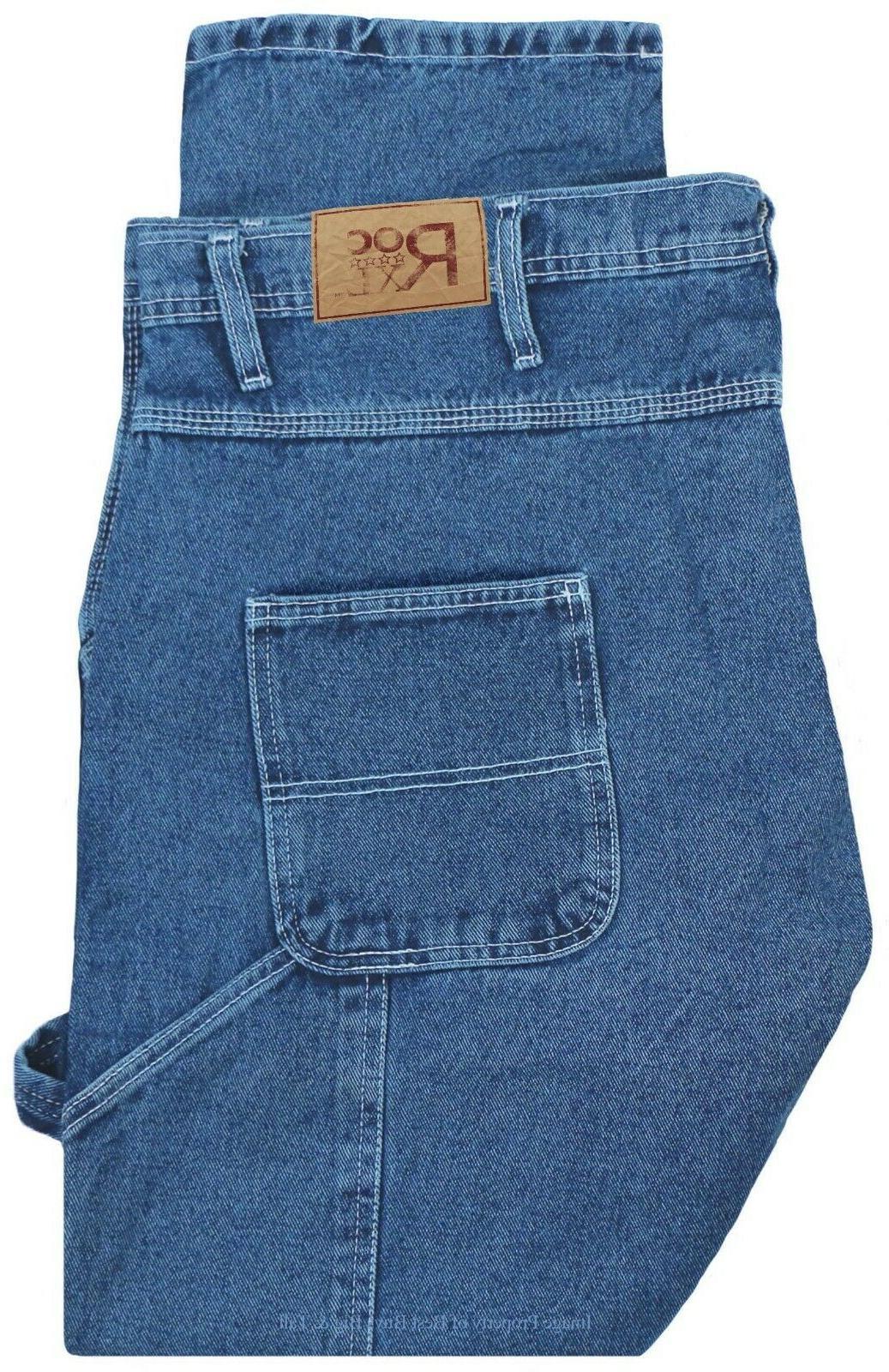 big men s carpenter denim jeans pants