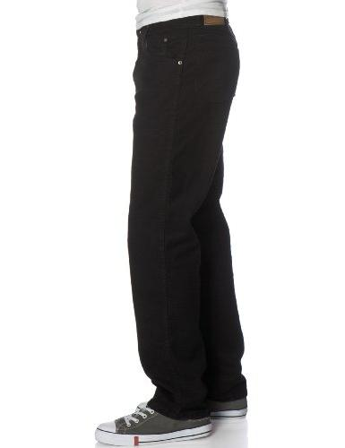 Wrangler Rugged Wear Jean,Overdyed Black,42x32