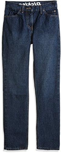 Dickies Big Boys' Slim Tapered Fit 5-Pocket Jean, Heritage M