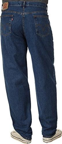 Levi's Men's 560 Comfort-Fit Jeans, Dark 50 X 29