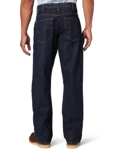 Lee Select Custom Fit Straight Leg 44W 32L