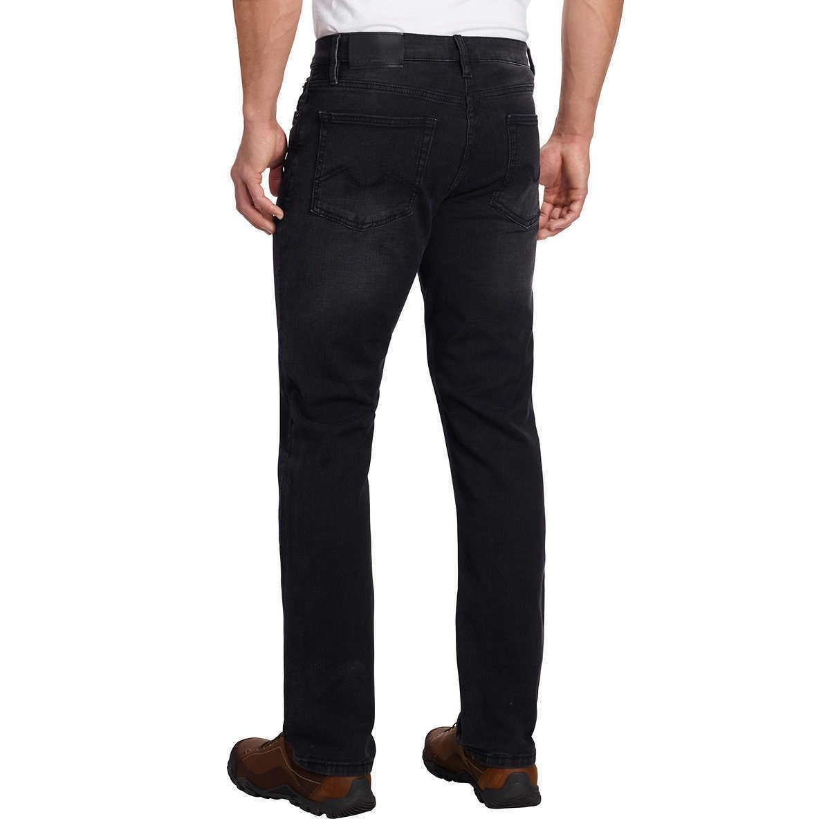 Urban Black Men's Relaxed Fit All