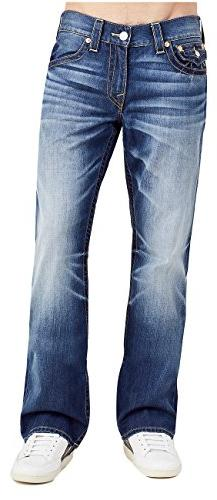 True Religion Men's Bootcut Jeans w/Flaps in Rung Alive