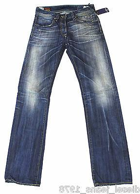 BRAND NEW DIESEL OUR-NOMAD 887P JEANS 27X32 REGULAR FIT STRAIGHT LEG