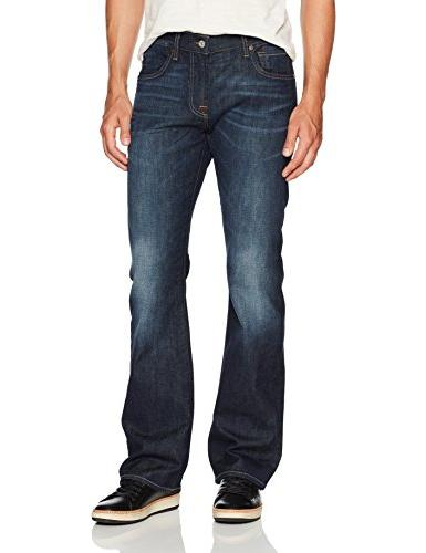 7 For All Mankind Men's Brett Bootcut, Indigo