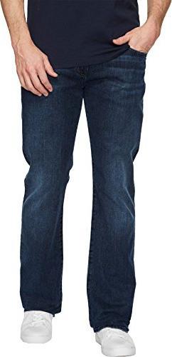 7 For All Mankind Men's Brett Slim Bootcut Jean, Chaos, 40