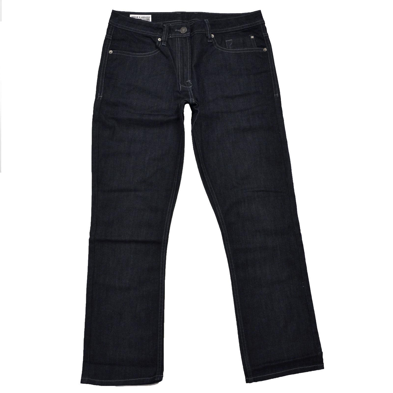 Buffalo Men's Stretch Driven-X Basic Jeans