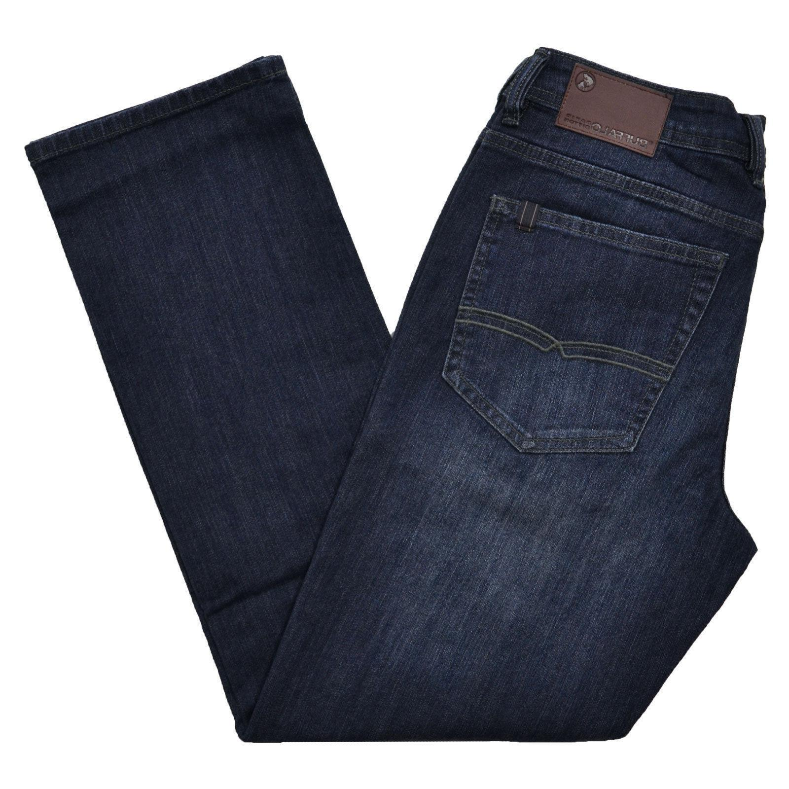 Buffalo Men's Straight Stretch Basic