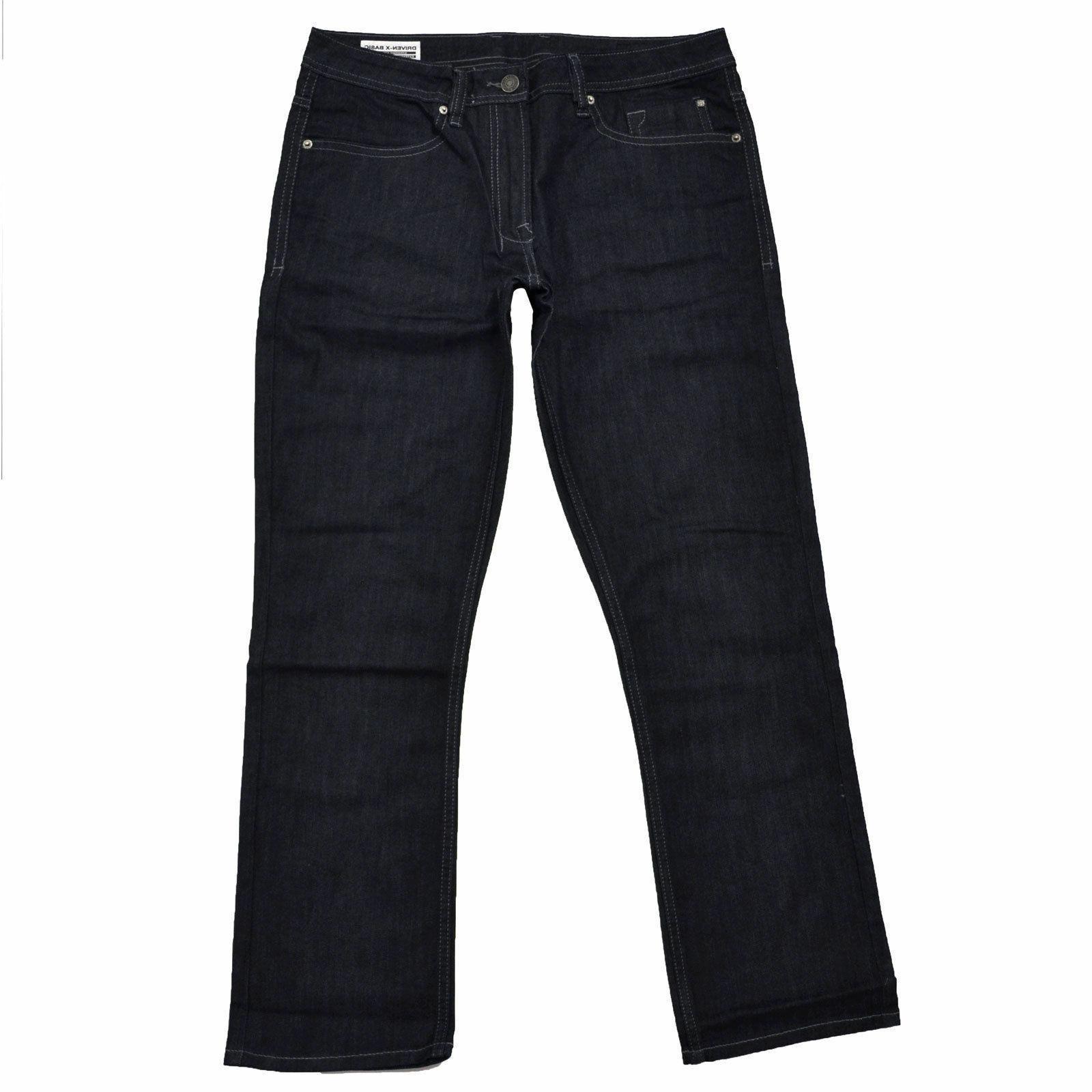 Buffalo Men's Stretch Driven-X Basic Jeans