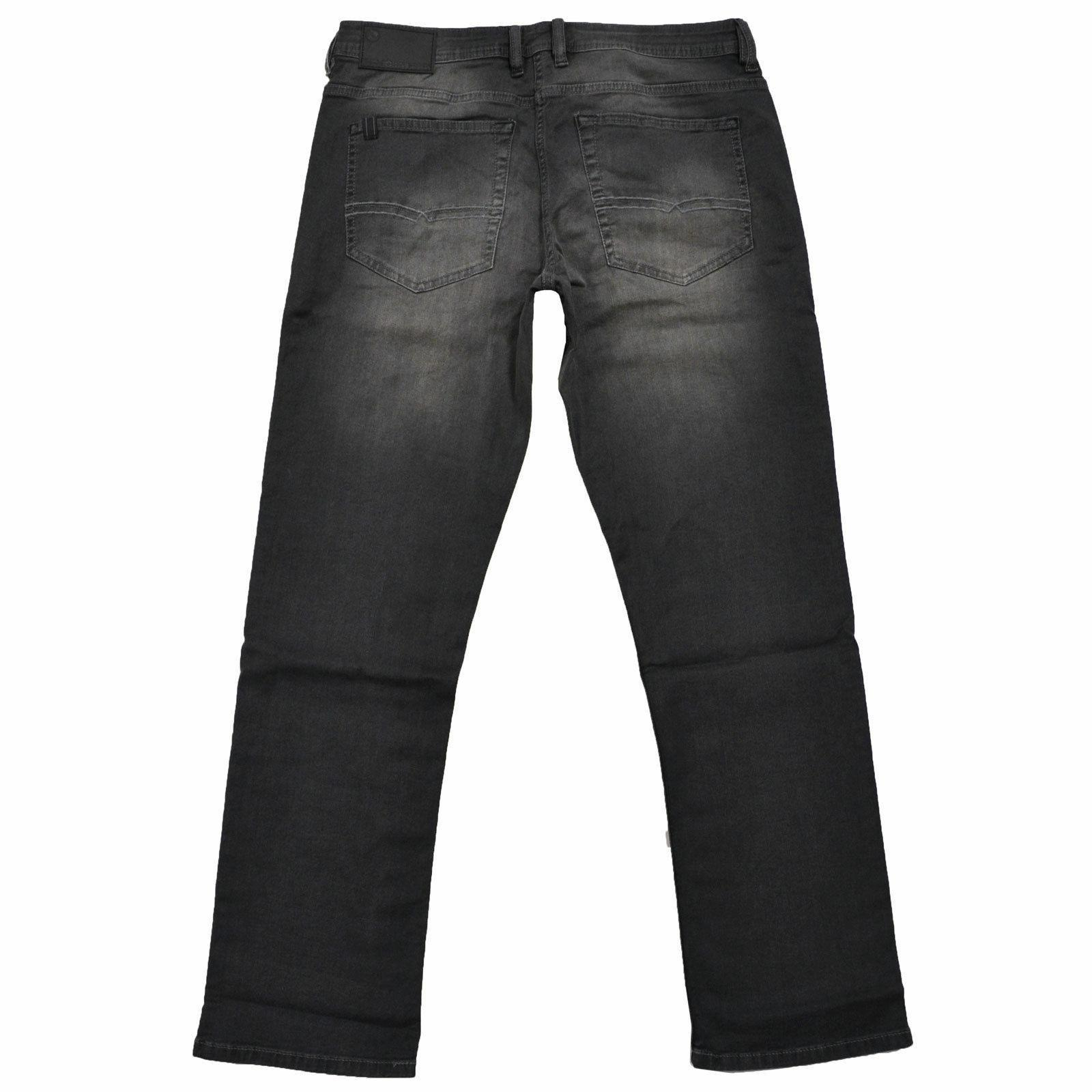 Buffalo Men's Straight Basic Jeans