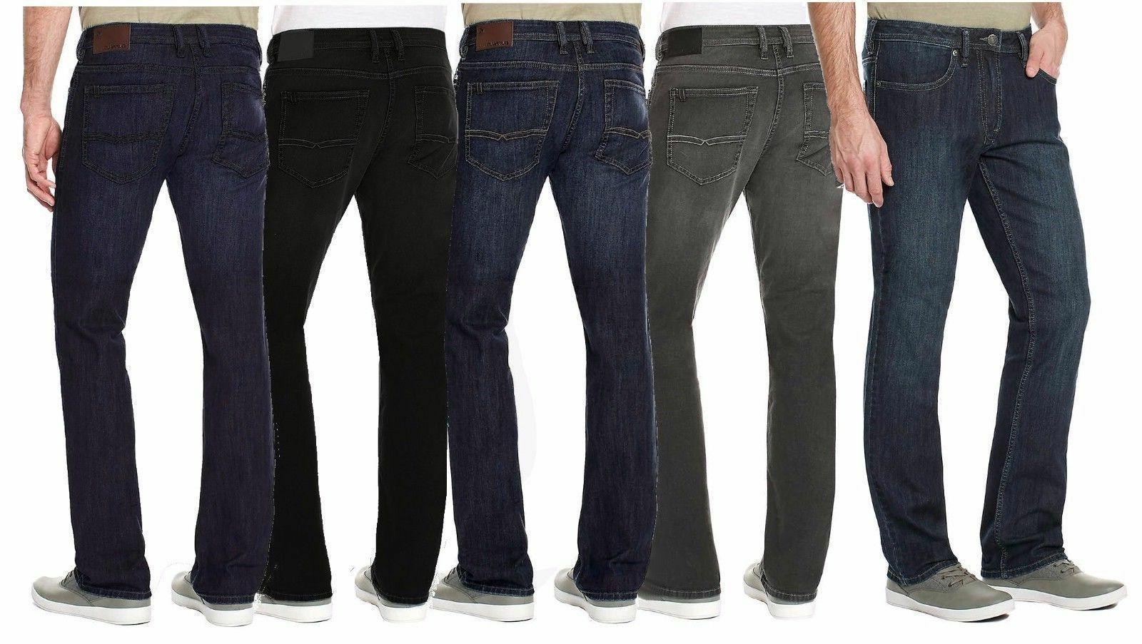 Buffalo Bitton Men's Stretch Driven-X Basic Jeans