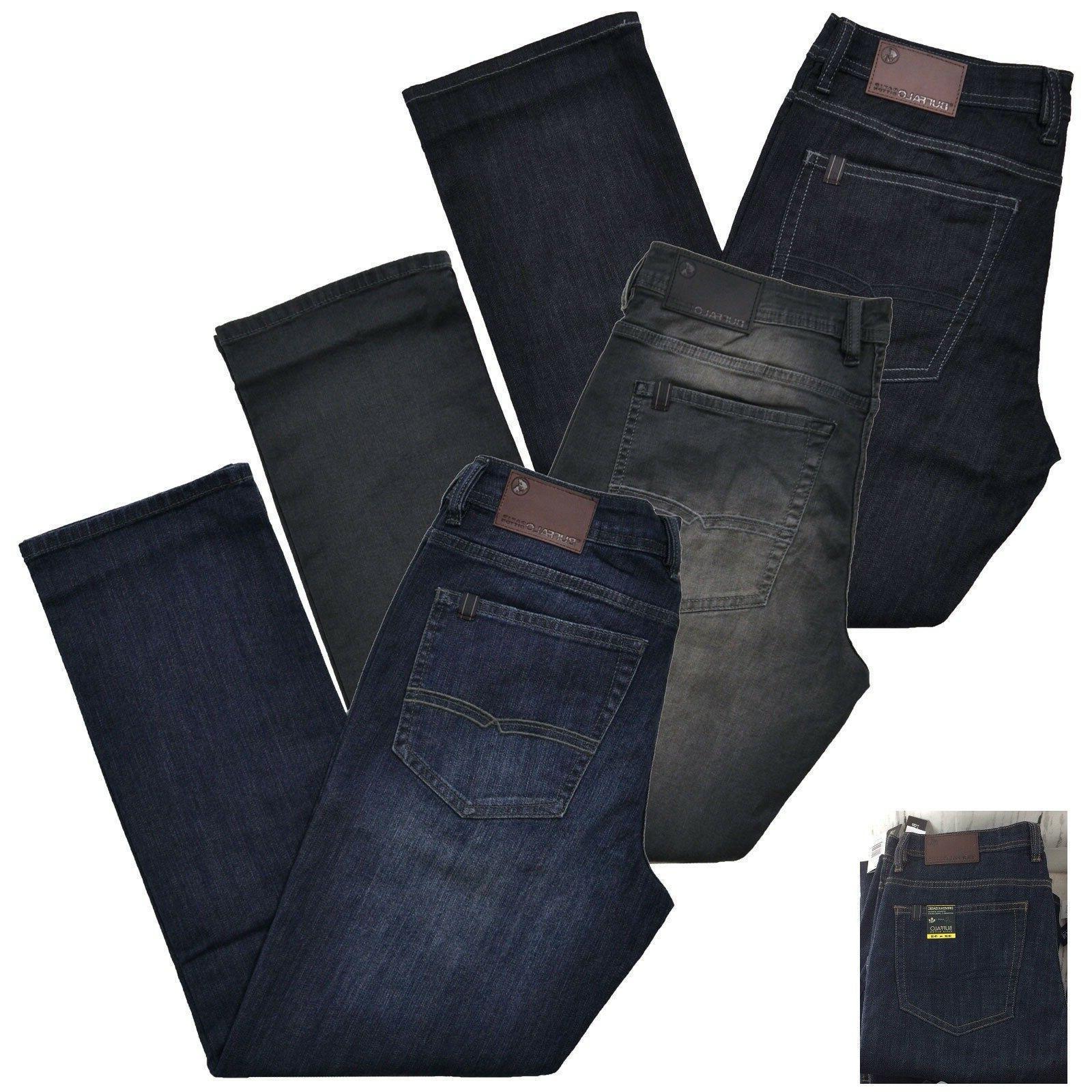 buffalo david bitton jeans men s straight