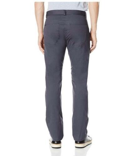 Calvin Gray Stretch Soft Cloth Casual Mens NWT
