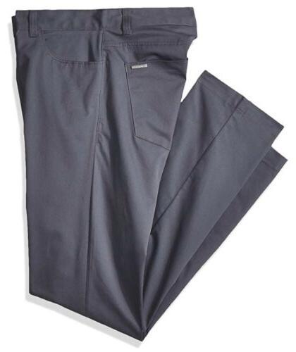 ck dark gray 34x32 slim fit stretch