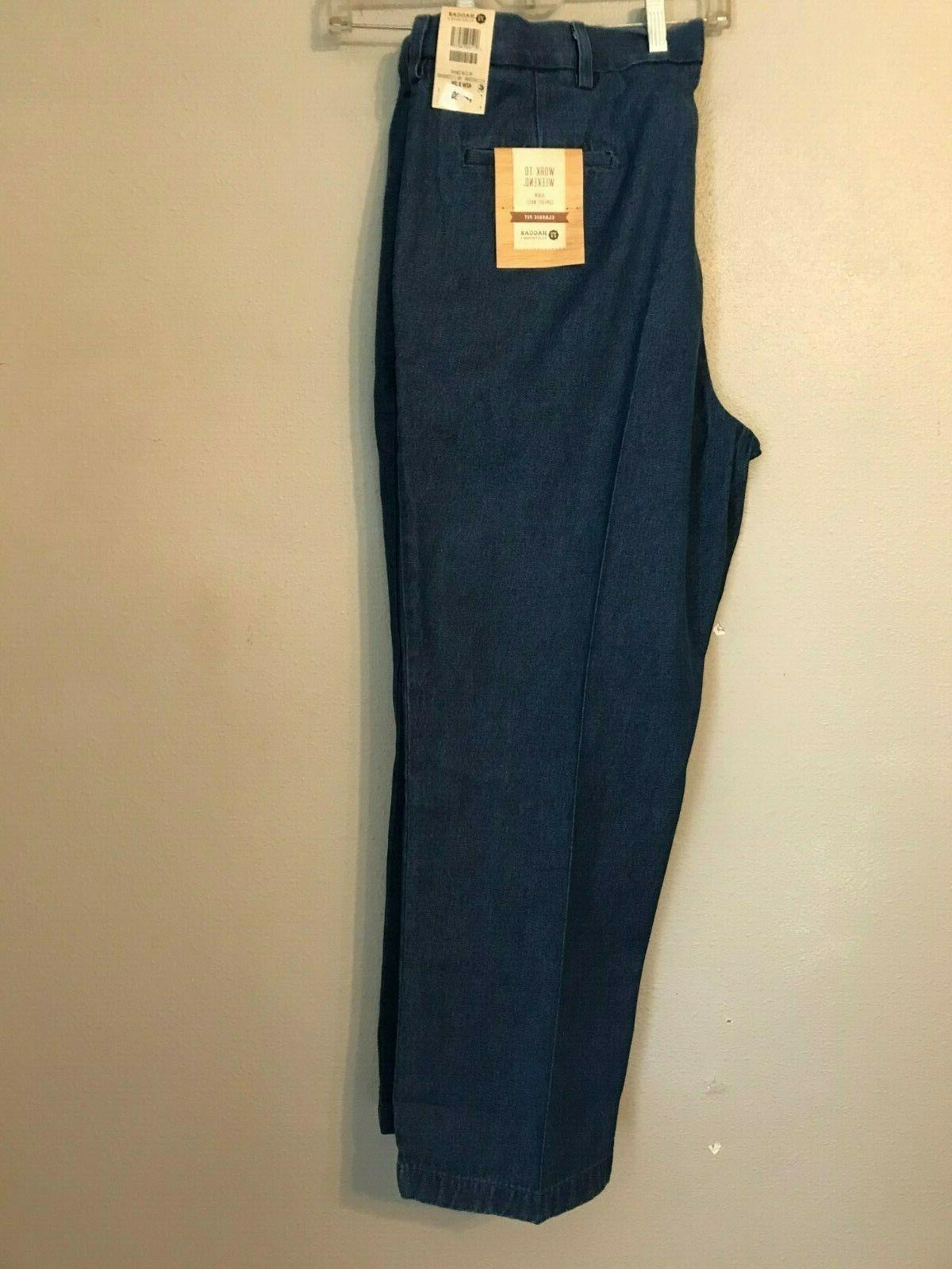Front Mens Jeans 42x29 NWT