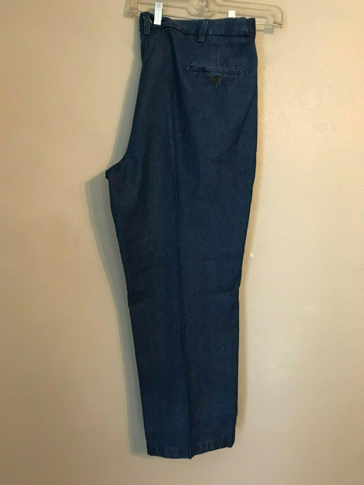 Haggar Classic Fit Plain Front to Weekend