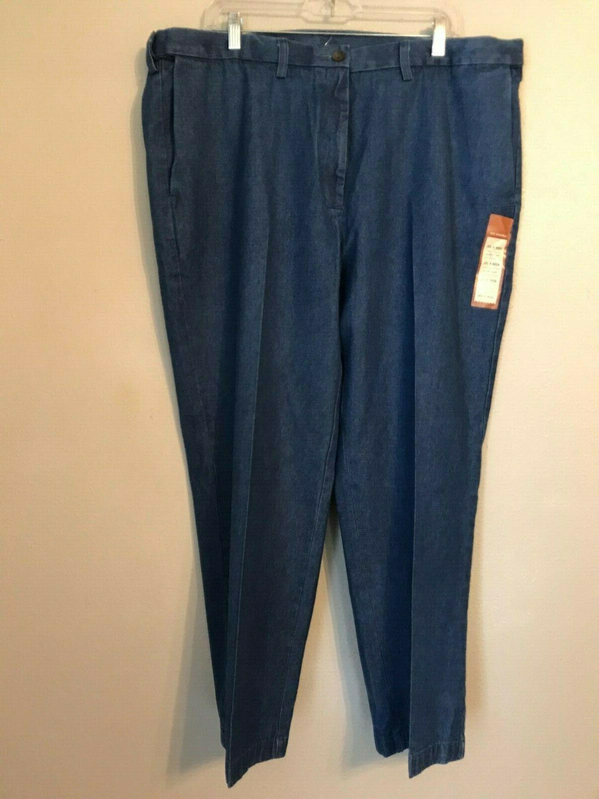 Haggar Classic Mens Jeans 42x29