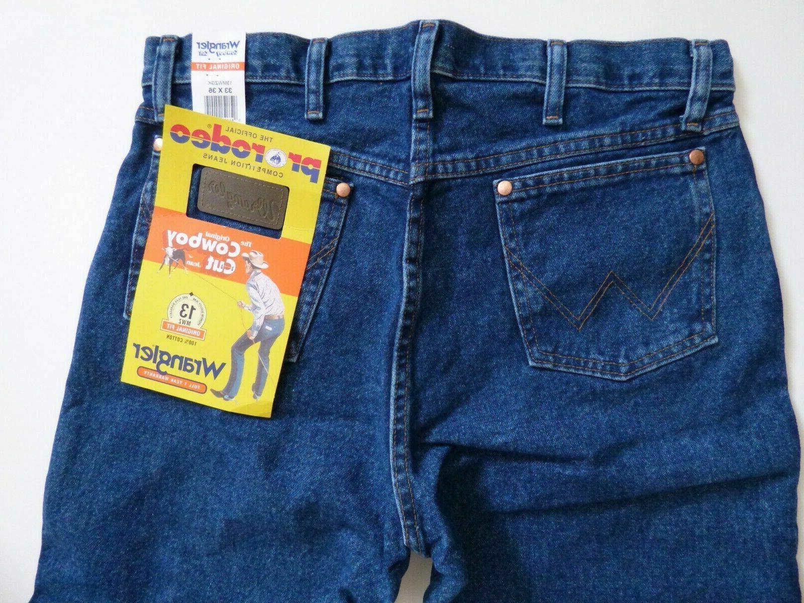 Wrangler Fit Jeans 13MWZ
