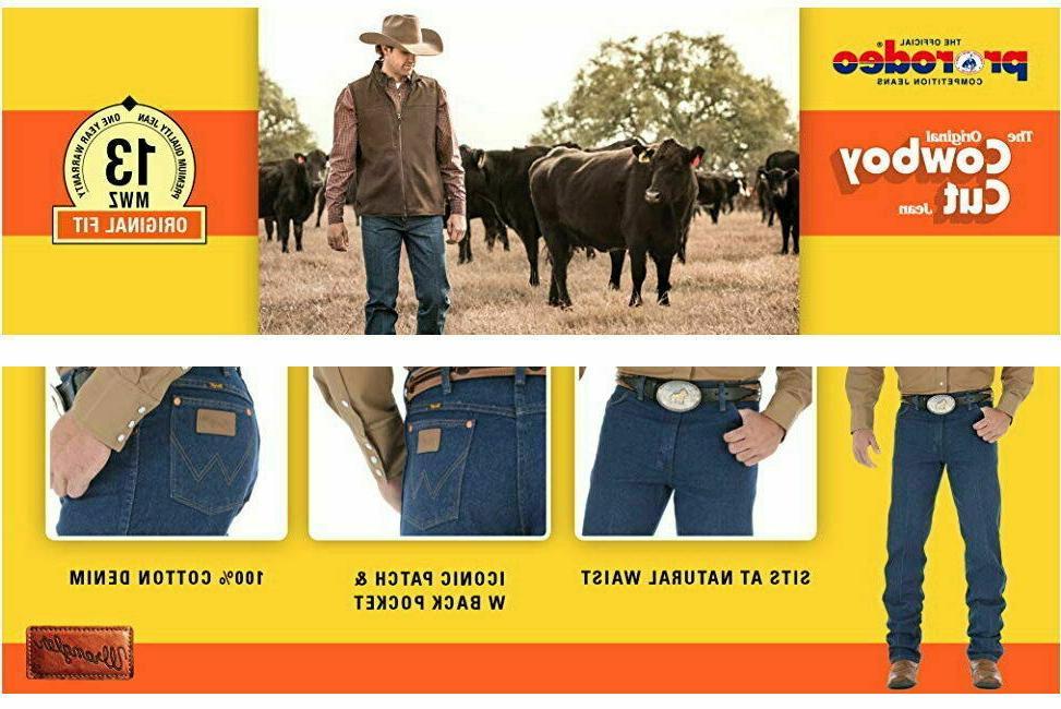 Wrangler Cowboy Cut Fit