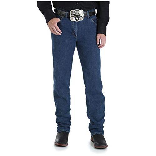 cowboy cut regular fit jeans