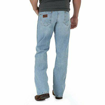 Crest Wrangler Retro Relaxed-Fit Bootcut Jean WRT20CR