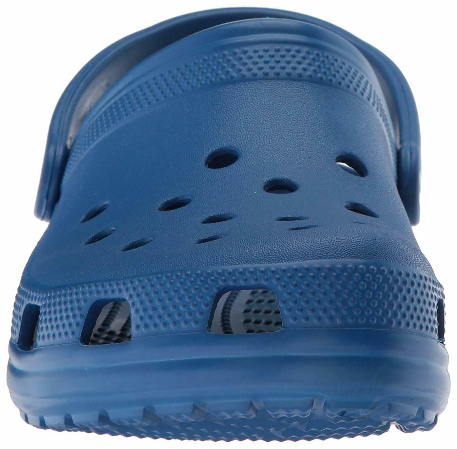 Crocs Men's and Classic Clog, On Water Shoe
