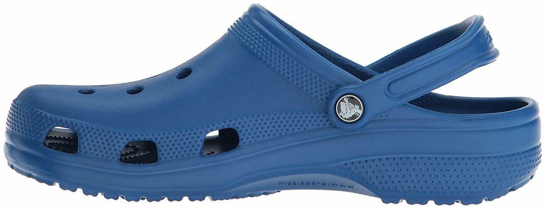Crocs Classic Clog, Slip On Casual Water