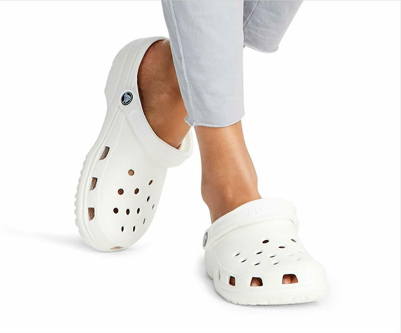 Crocs and Classic Slip On Water