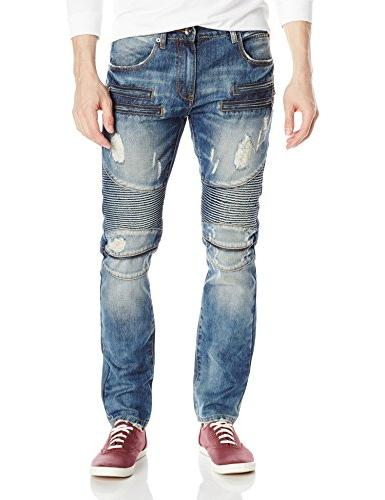 denim pants long