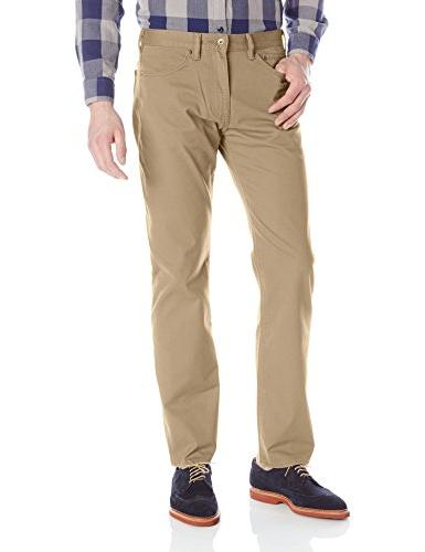 how to orders forefront of the times superior performance DockersMen's Jean Cut Straight Fit New British Khaki
