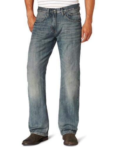 LEE Men's Dungarees Relaxed Fit Bootcut