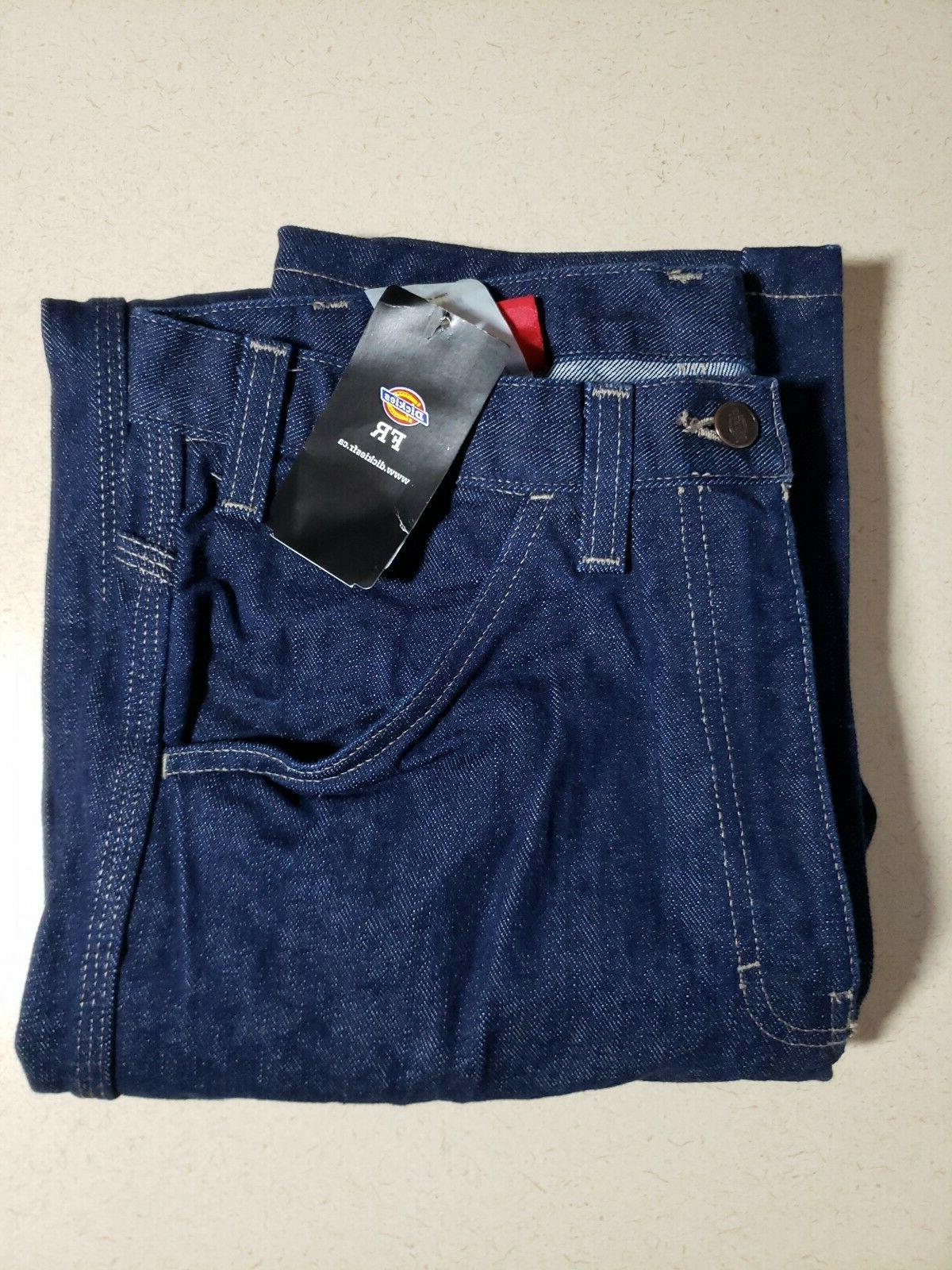 Dickies Men's Jeans Workwear Size 32 34 See Description