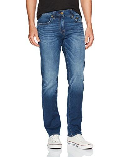 geno slim straight jeans