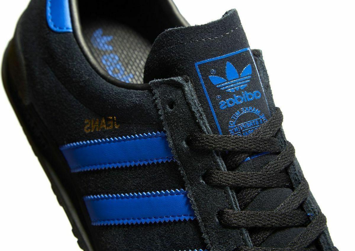 Genuine Adidas Originals ® Black Royal Blue