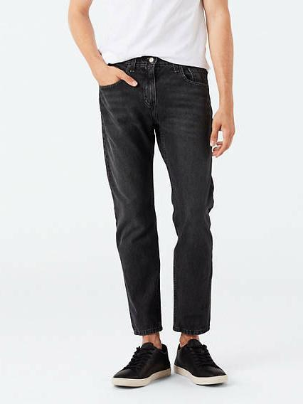 GRAY Taper Jeans Style: