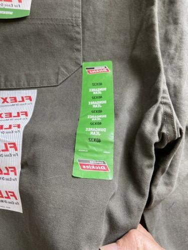 Dickies Jeans Mens Fit Flex 5-Pocket straight 40x32