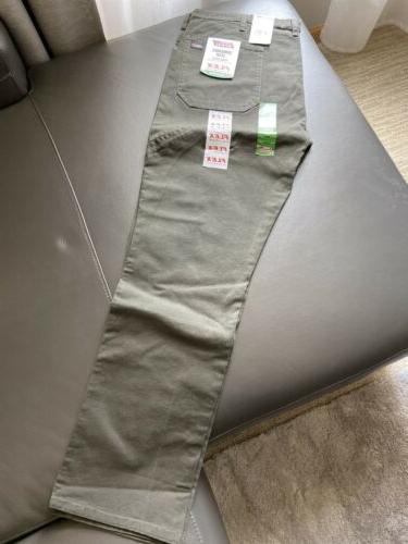 Dickies Mens Regular Fit 5-Pocket straight 40x32