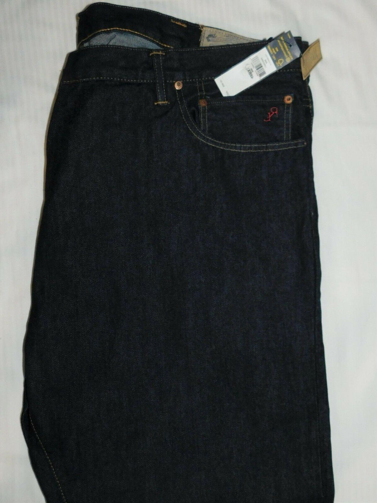 POLO Straight Jeans Big Blue