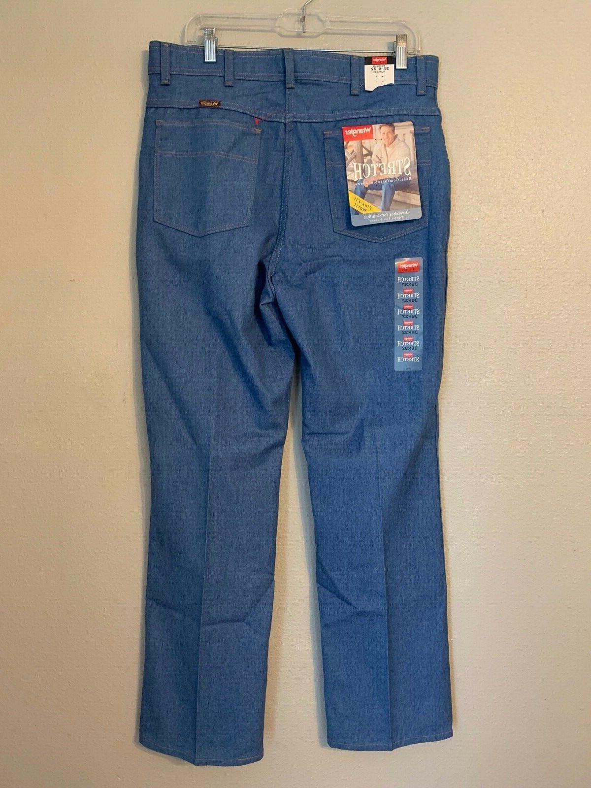 Wrangler Mens Jeans