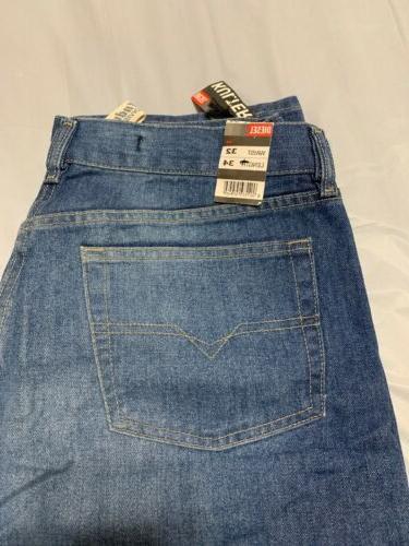 Diesel Industry Jeans 32 X NWT Dark