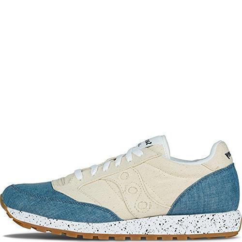 Jazz O Denim Fashion Sneakers